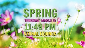 First Day of Spring: The Spring Equinox