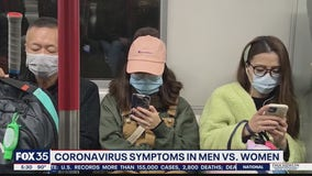 Severe coronavirus symptoms more present in men
