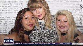 Taylor Swift helps local waitress