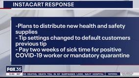 Instacart go on strike over coronavirus concerns