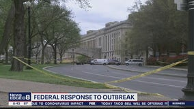 Federal response to the COVID-19 outbreak