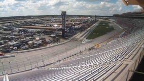 NASCAR opts to postpone weekend race at Atlanta Motor Speedway