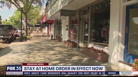 Orange, Osceola counties now under stay-at-home order