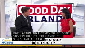 Stephanie Murphy discusses the coronavirus