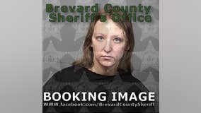 Woman who turned herself in for Titusville murder booked extradited to Florida jail