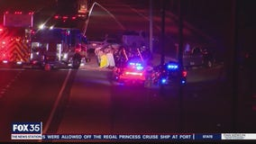 Driver in fatal crash ticketed