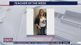 Teacher of the Week: Mella Baxter