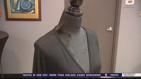 FOX 35 Family Focus: Cancer survivor designs post-surgery dress