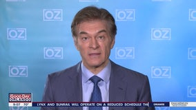 Dr. Oz and FOX 35 discuss the latest on coronavirus