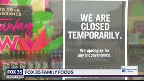 FOX 35 Family Focus: Helping families struggling amid COVID-19