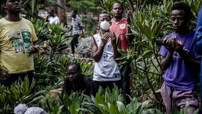 13-year-old shot dead; Kenyan police enforcing coronavirus curfew blamed