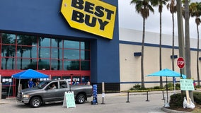 Best Buy moves to curbside takeaway service