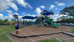 Local company cleans playgrounds in Volusia, Seminole Counties to help keep kids safe