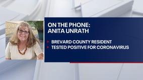 Brevard County woman tests positive for coronavirus
