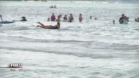 Manatee, Sarasota counties stagger beach closings, starting Friday