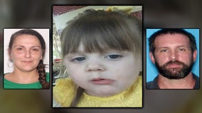 Missing 2-year-old Florida girl found, said to be fine, deputies say