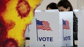 Coronavirus worries keep poll workers away