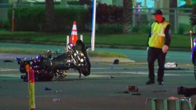 Daytona Beach Bike Week motorcycle crash kills 3, investigators say