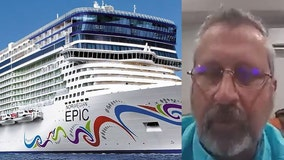 Cruise passenger returns to Florida home but fears he may be carrying coronavirus