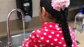 Florida schools teach students proper hand-washing techniques in light of coronavirus pandemic