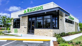 Regions Bank encourages people to donate to Second Harvest Food Bank, other local food banks