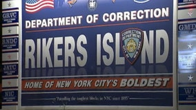 38 positive for coronavirus in New York City jails, including Rikers