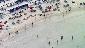 Alcohol temporarily banned on beaches of Cocoa Beach