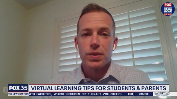 Virtual learning tips for students and parents