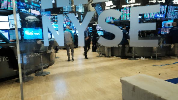 Stocks fight for gains after Trump vows to quell rioting