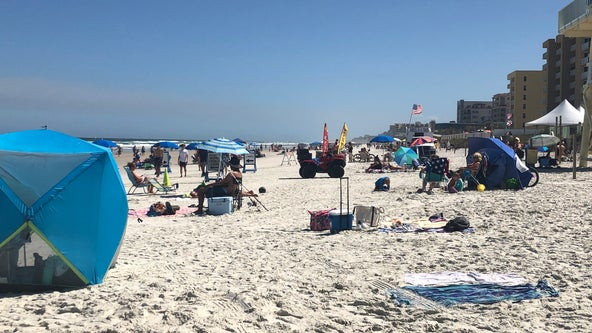 DeSantis fights depositions in beach closure case