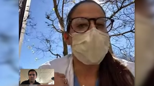 Orlando native working as NYC doctor describes 'nightmare' in America's COVID-19 ground zero