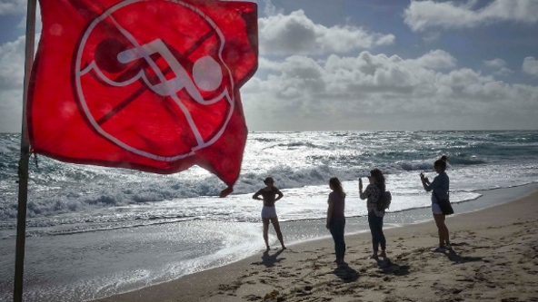 Memorial Day weekend brings deadly rip currents to Central Florida beaches