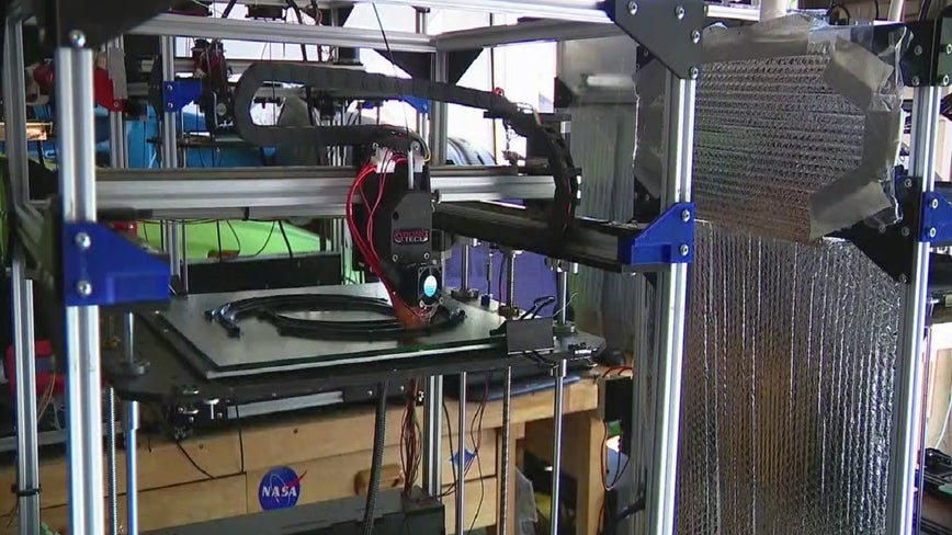 3D printer owners team up to make more face shields for first responders