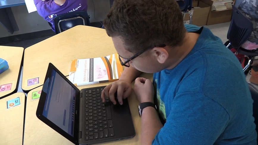 All K-12 students in one Florida county will receive a free Chromebook computer for the year, district says