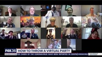 How to throw a virtual party