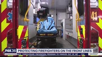 Protecting firefighters on the frontlines
