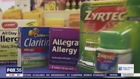 Know the difference between allergies, COVID-19