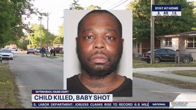 Man fatally shot 10-year-old boy, wounded 5-month-old girl