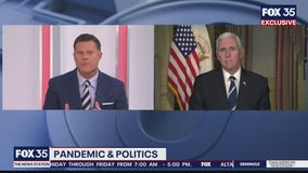 PART TWO: Vice President Mike Pence on Florida COVID-19 response