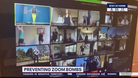 Preventing Zoom-bombing, or video hacking