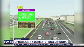 Work on I-4 Ultimate Project accelerates