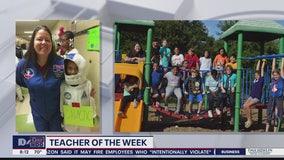Teacher of the Week: Kelly Douglas