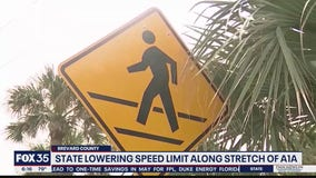 FDOT lowers speed limit along stretch of A1A