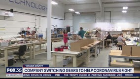 Ormond Beach company tapped to help make coils for ventilators