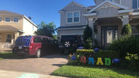 Father plans drive-thru graduation for Class of 2020