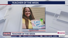 Teacher of the Week: Amanda Othmer