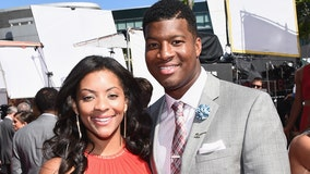 Jameis Winston ties knot with girlfriend at home after coronavirus pandemic postpones larger ceremony
