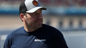 Ryan Newman says he will be ready to race when NASCAR resumes