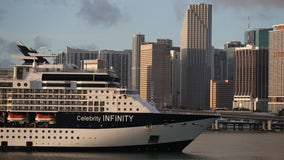 1 dead, 2 crew members evacuated from cruise ships at sea