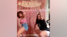 Apopka mother and daughter dancing through stay-at-home-order go viral on TikTok